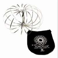 Wholesale Original Toroflux Flowtoy Flow Ring Toys Kinetic S...