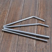 Bar hotel 100 pieces 9. 5*05*215 stainless steel straight dri...