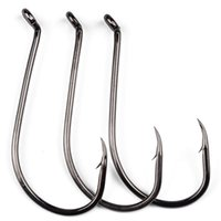 200pcs 1 0#- 8 0# 8299 Octopus Hook High Carbon Steel With Ho...