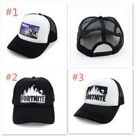 Fortnite Cap man baseball cap male snapback summer Breathabl...