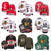 Duncan Keith Connor Murphy Brent Seabrook Nick Schmaltz Jersey 2019 Men  Women Youth Winter Classic Chicago Blackhawks Home Away Salute to Se f977009dc