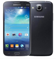 Восстановленный Samsung Galaxy Mega 5.8 I9152 / I9158 Dual / Single Sim Dual Core 1.5GB RAM 8GB ROM 8MP камера Unlocked Восстановленный смартфон