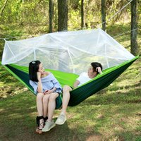 12 Colors 260*140cm Hammock Fashion Handy Portable Parachute...