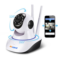 BESDER Full HD 1080 P WIFI Kamera zwei-wege Audio P2P E-mail Alarm Home Security Wireless Kamera Babyphone SD Kartensteckplatz Yoosee