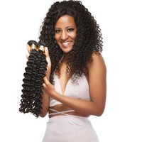 XBL Virgin Curly Human Hair 3 Bundles Brazilian Human Hair W...