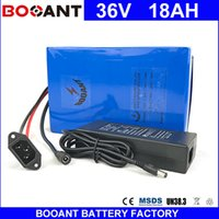 BOOANT 36V 18AH Scooter Battery For Bafang 1500W Motor Li- io...