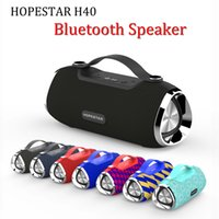 H40 waterproof portable bluetooth 4. 2 Speaker 1800mah capaci...