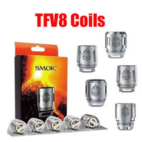 100% Original SMOKING TFV8 Coils V8- T10 V8- T8 V8- T6 V8- Q4 RB...
