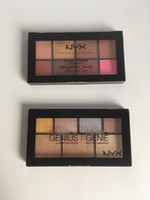 NYX Sweet Cheeks Blush Palette 8 цветов ADORABLES JOUES Genius Genie Highlither Makeup Palette Доставка DHL