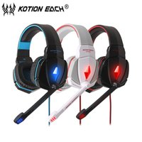 KOTION EACH G4000 Gaming headphone for computer Wired Gaming...