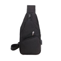 Слинг рюкзак сумка новые Оксфорд Crossbody сумка грудь плеча треугольник рюкзак спортивная сумка для человека открытый работает путешествия Велоспорт туризм