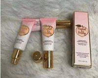 2021 DHL Free Musmed Cosmetics 40ML охлаждение матового матового грунтовки Улучшение кожи наполненные с персиком на фиг.