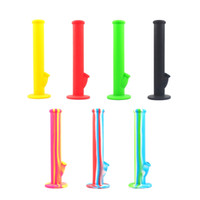 stock in USA! Silicone Bongs 14 inch straight bongs 14. 4 mm ...