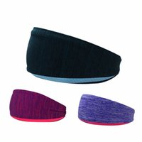 Stretchy Sweatbands Headbands Running Sport Non-Slip Athletic Breathable Fitness Yoga Hair Bands For Men and Women Sports Safety