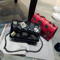 2018 Casual fashion women bag Hand bags lady bag Small Mini Mobile phone bag Cross Body Shoulder Bags High quality PU Handbags A8830