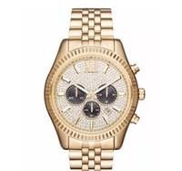 새로운 패션 클래식하고 큰 다이얼 시계 MK8494 MK8515의 (MEM)의 시계 + 원래 상자 + 도매 및 소매 + 무료 배송