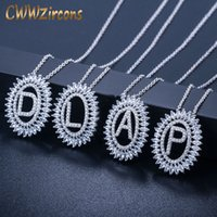 CWWZircons Trendy Cubic Zirconia Stone Pave Silver Color Rou...
