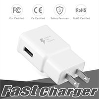Fast Charger QC 2. 0 5v 2A Adapter Fast USB Wall Charger UK E...
