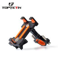 TOPTETTN Suporte Do Telefone Da Bicicleta Universal 3.5 polegada a 5.5 polegada Quadro de Navegação Universal Road Bike Phone Holder Bicicleta C18110801
