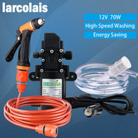 12V Car Washer Gun Pump High Pressure Cleaner Car Care Porta...