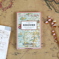 Wholesale boxed greeting cards buy cheap boxed greeting cards 2018 5 photos wholesale boxed greeting cards for sale 28 box the world map creative vintage mini lomo m4hsunfo