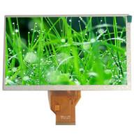 Tela do módulo de TFT LCD da definição de 7 polegadas 800 * 480 com exposição da relação do RGB da fabricação do painel de shenzhen amelin