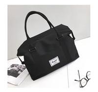 2018 Large Capacity Women Luggage Travel Duffle Bag Weekend Bag  Multifunctional Men s Traveling Shoulder Bag Weekend Multifunctional Tote f70665f324a74