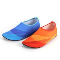 النساء الرجال الجلد أحذية أحذية المياه wetshoes اليوغا ممارسة بركة شاطئ السباحة زلة تصفح جديد وصول