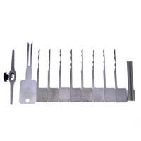 Prix usine Lock Set pour Choisissez la lame de verrouillage Fournitures Serrurier Ouvre-porte Quick Pick Outils