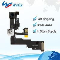 """Caméra d'éclairage avant de haute qualité Capteur de proximité Capteur de lumière Flex Ruban Câble iPhone 5 5S 5C 6 plus 4.7 """"5.5"""" 6s Plus"""