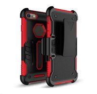 3 in 1 for iphone 8 holster phone case, for iphone 8 plus cas...