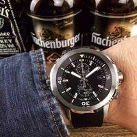 مصنع U1 الشريط المطاط ساعات رجالية أزياء ذات جودة عالية الرياضة الكوارتز جهاز توقيت الفولاذ المقاوم للصدأ ساعة اليد orologio دي فندق Lusso