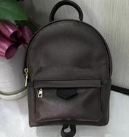 Famoso Brand Backpacks Designer Fashion Donne Donne Lady Stampato Borsa Zaino Charms Backpack Style Style GRATUITA