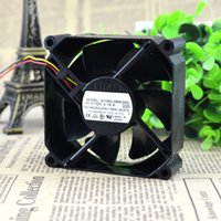 NMB-MAT 8025 24 V 0.18A 3110KL-05W-B69 için Güç kaynağı 8 cm invertör fan 3 satır