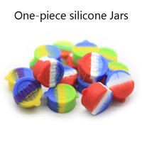 Silicone Dab Containers Diameter=42mm 10ml Silicone Jars One...