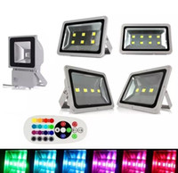 LED RGB Flood light 50W 100W 150W 200W 300w 400w cree WW CW ...