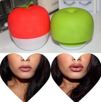 Sexy Apple style Lip Enhancer Pump Lips Plumper Beauty Silic...
