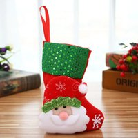 Christmas Gift Bags Santa Sacks Christmas Tree Decorations O...