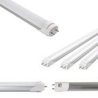 2FT 3FT T8 LED Tubo Luz SMD2835 LED Alta Super Bright 10w 14w Branco Frio LED LED Bulbos Fluorescentes AC85-265V
