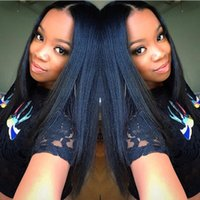 5*4. 5' ' Glueless Silk Top Full Lace Wigs Light Yak...