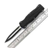 التلقائي السكاكين B07 3300 سكين السيارات عمل مزدوج جيب سكين 440 بليد التكتيكية بقاء التخييم السكاكين حرية الملاحة