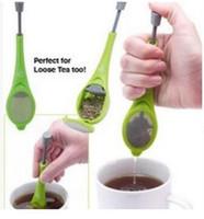 Infusor de té - Colador de té de hojas sueltas - Soportes en tazas o tazas Malla de acero inoxidable para infundir, Variedad de filtro para infusión, La mejor cocina