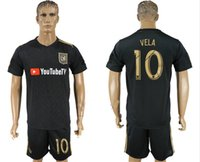 2018 LAFC Soccer Jersey Shorts 18 19 Carlos Vela GABER ROSSI...