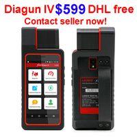 Starten Sie X431 Diagun IV Diagnose-Tool 2 Jahre kostenlos Update VIA Wifi / Bluetooth mit 25 Geschenke X431 Diagun IV besser als Diagun iii