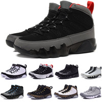 2018 fashion 9 men IX basketball shoes Space Jam Anthracite ...