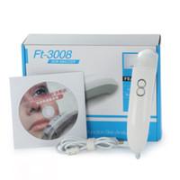 مصغرة المحمولة محلل الجلد آلة تحليل الجلد ماسحة الجلد تشخيص تجميل صالون المعدات عالية الجودة جديد