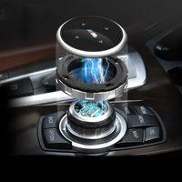 Accesorios de la cubierta de los botones multimedia del interior del automóvil para BMW 1 2 3 4 5 7 Series X1 X3 X4 X5 X6 F30 E90 E92 F10 F15 F16 F34 F07 F01 E60 E70 E71