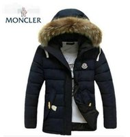 a361bf4975 DHL Free shipping Brand Men s Parka Down outdoor Jacket Parka Winter Warm  Thick Down Coats Hooded Fur Collar DownJackets