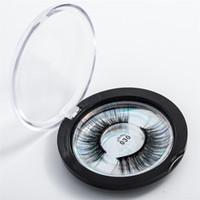 23 estilos Selecionável 3D Faux Mink Eyelashes OEM / Personalizado / Privado Logo Aceitável 3D Silk Protein Cílios 100% Cruelty