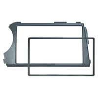 Car Refitting 2DIN Radio Stereo DVD Frame Fascia Dash Panel Installation Kits For SSangyong Actyon Kyron (LHD) #5239
